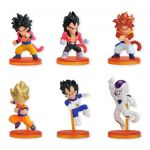Dragon Ball - GT & Freeza Arc Deformed Figures
