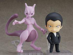 Pokemon - Giovanni & Mewtwo Nendoroid (Good Smile Company)