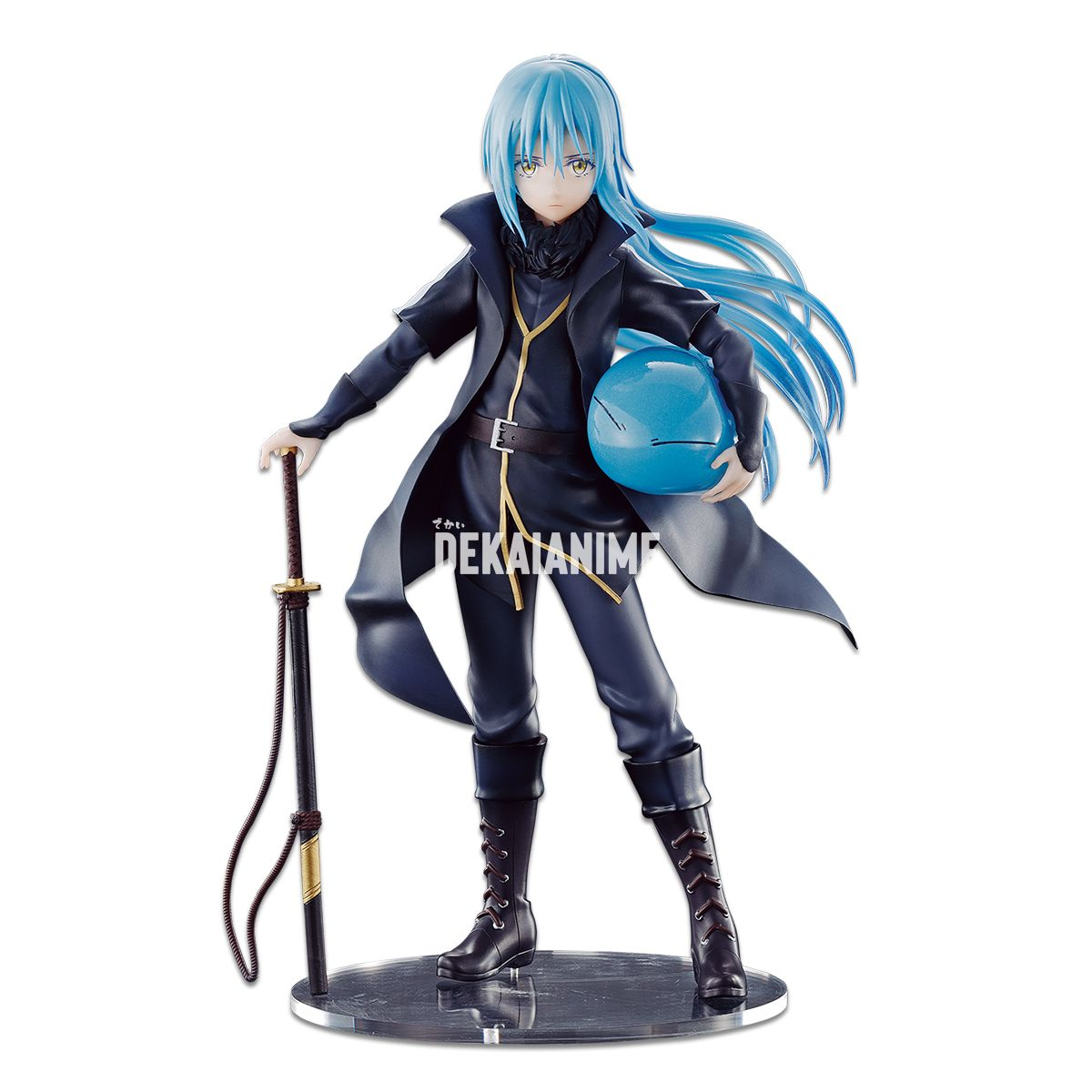 That Time I Got Reincarnated As A Slime Rimuru Demon Demon Awakening Ichibansho Pvc Statue Brittney karbowski (rimuru), jason liebrecht (satoru) (english). that time i got reincarnated as a slime rimuru demon demon awakening ichibansho pvc statue