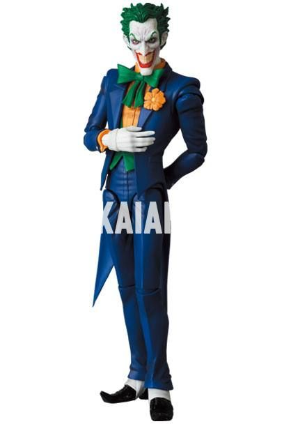 Dc Comics Joker Batman Hush Mafex Action Figure